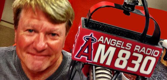 Restaurant radio host Peter Dills Angels Radio AM 830