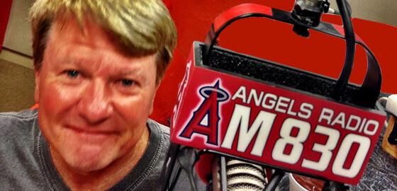 Restaurant radio host Peter Dills Angels Radio AM 830