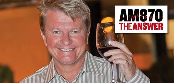 Restaurant radio host Peter Dills AM 870