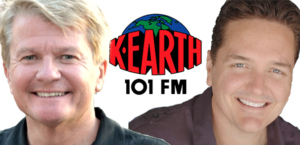 Peter Dills and Greg Simms on KEARTH 101 Weekly
